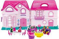 Большой кукольный домик Моя семья 16428