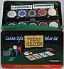 Покерный набор - купить набор для покера