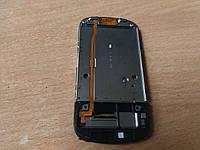 Шлейф динамика + корпус Sony Ericsson W20i б/у