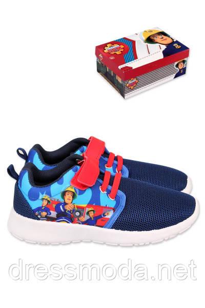 Кросівки для хлопчиків Fireman Sam 24-31 р. р.