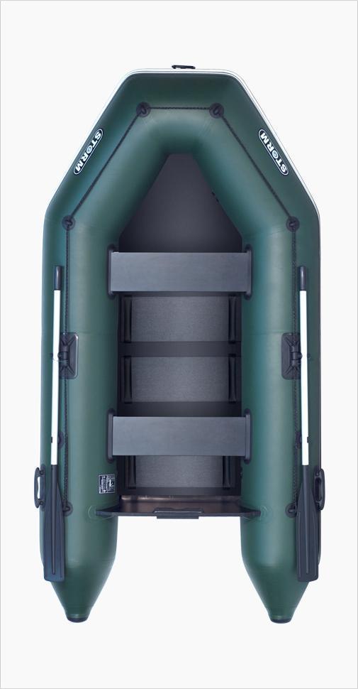 Лодка моторная Aqua-Storm (Шторм) STM280-40