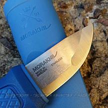Нож morakniv (мора) Eldris Colour Mix 1.0 Blue (12649), фото 3