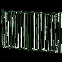 Забор металлический для дачи | Забор на дачу недорого | Цена забора дачного от производителя, фото 1