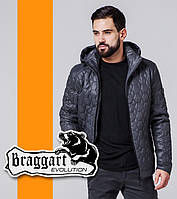 Braggart 1272 | Мужская ветровка весна-осень темно-серый, фото 1