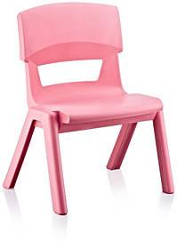 Стул детский Jumbo No: 1 розовый (Papatya-TM)