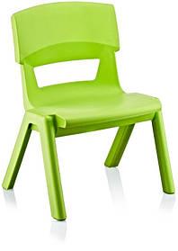 Стул детский Jumbo No: 1 зеленый (Papatya-TM)