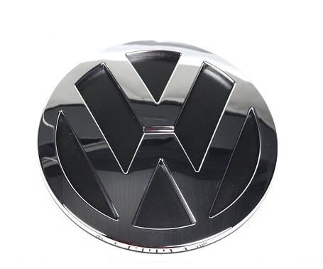 """Эмблема задней двери, """"VW"""", Crafter 06-, фото 2"""