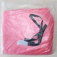 Чехлы на ванночку для педикюра розовые 680х500 (резинка отдельно 1 шт.) Profcosmo (100шт./уп.)