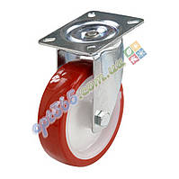 Колесо полиуретановое поворотное 100 мм