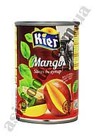 Манго в сиропе Kier 425 г, фото 1