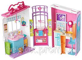 Игровой набор Barbie Центр по уходу за домашними животными (FBR36)