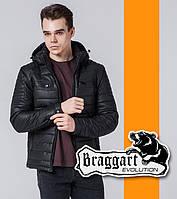 Braggart 7033 | Ветровка мужская черный, фото 1