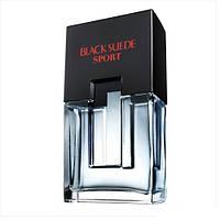 Avon Black Suede Sport 75 ml мужская туалетная вода (Эйвон Блек Сайд Спорт)