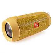 Bluetooth колонка JBL Charge 2 реплика - золотой