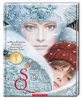 Детская книга Снігова Королева , на английском языке  /англ./