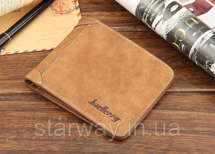 Стильный кошелёк Baellerry logo