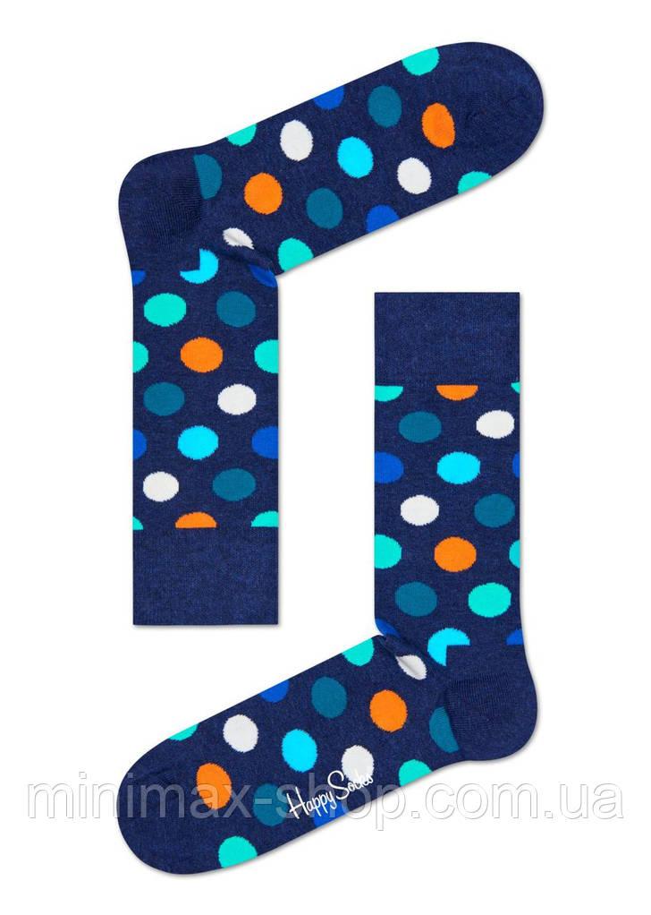 Носки Happy Socks Мужские BD01-605 Швеция