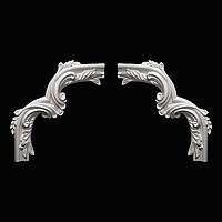 Декоративный угловой элемент Европласт #М400