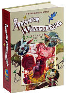 Книга - сейф со страницами Алиса в Стране Чудес