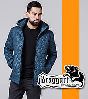 Braggart 1272   Ветровка мужская синий р. 48, фото 1