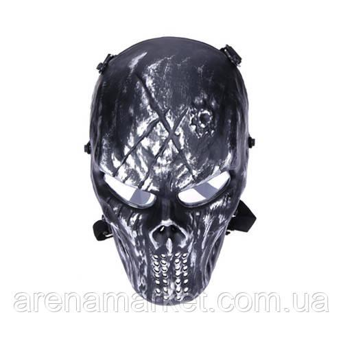 """Защитная маска для пейнтбола """"Стальной солдат"""""""