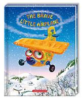 Детская книга Літачок-рятівничок , на английском языке -англ.