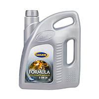 Моторное масло Gemaoil FORMULA S 5W-30 (5л)  синтетическое API SM/CF, ACEA A3/B3, B4