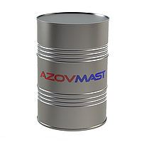 Трансмиссионное масло AZOVMAST Нигрол (200 л) б/у тара
