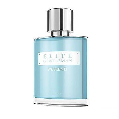 Avon Elite Gentleman Weekend 75 ml чоловіча туалетна вода (Ейвон Еліт Джентельмен Вікенд)
