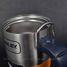 Термокружка стальная 0,47L Adventure TRAVEL Stanley (Стенли) (10-01901-004), фото 2