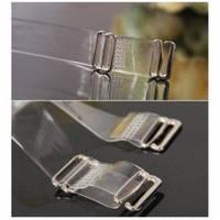 Бретели силиконовые 15 мм