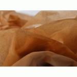 Бумага тишью  для упаковки и помпонов, карамельная
