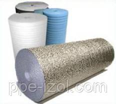 Вспененный полиэтилен, подложка под ламинат, ппэ в ассортименте 2-10мм.