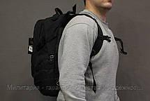 Тактический (городской, штурмовой) рюкзак Oxford 600D с системой M.O.L.L.E на 25-35 литров (с405), фото 2