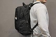 Тактический (городской, штурмовой) рюкзак Oxford 600D с системой M.O.L.L.E на 25-35 литров (с405), фото 3