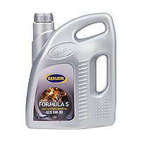 Моторное масло Gemaoil FORMULA S ECS 5W-30 (5л)  синтетическое API SN/CF, ACEA C2/C3, A3/B4