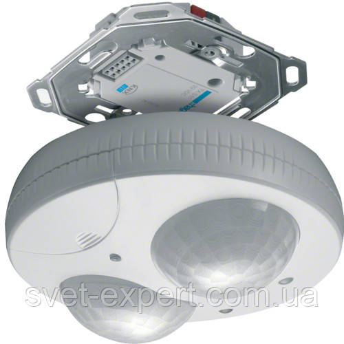 Сигналізатор присутності Hager EE810 1-канальний з головкою, 230В