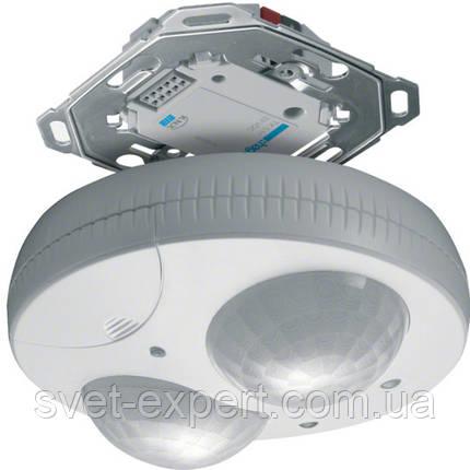 Сигналізатор присутності Hager EE810 1-канальний з головкою, 230В, фото 2