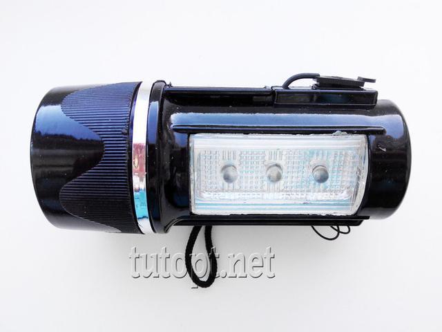 фонарь аккумуляторный