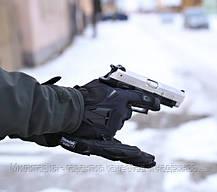 Тактические перчатки Helikon Impact Heavy Duty Winter - размер XL (RK-IDW-PU-01), фото 3