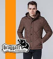 Braggart | Мужская ветровка весна-осень 1268 коричневая