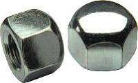 Гайка DIN 917 — гайка шестигранная колпачковая глухая (закрытого типа) низкая.