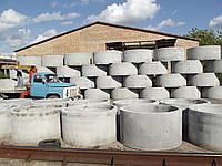 Кольцо бетонное с дном кс 20-9