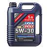 Синтетическое моторное масло Liqui Moly Optimal Synth SAE 5W-30 5л