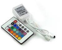 Контроллер RGB c ИК-управлением IR24