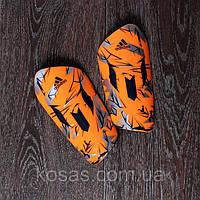 Щитки Adidas perfomance оранжевые копия