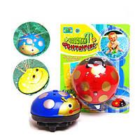 """Водоплавающая игрушка """"Веселый фонтанчик"""": мелодии, звуковые эффекты"""