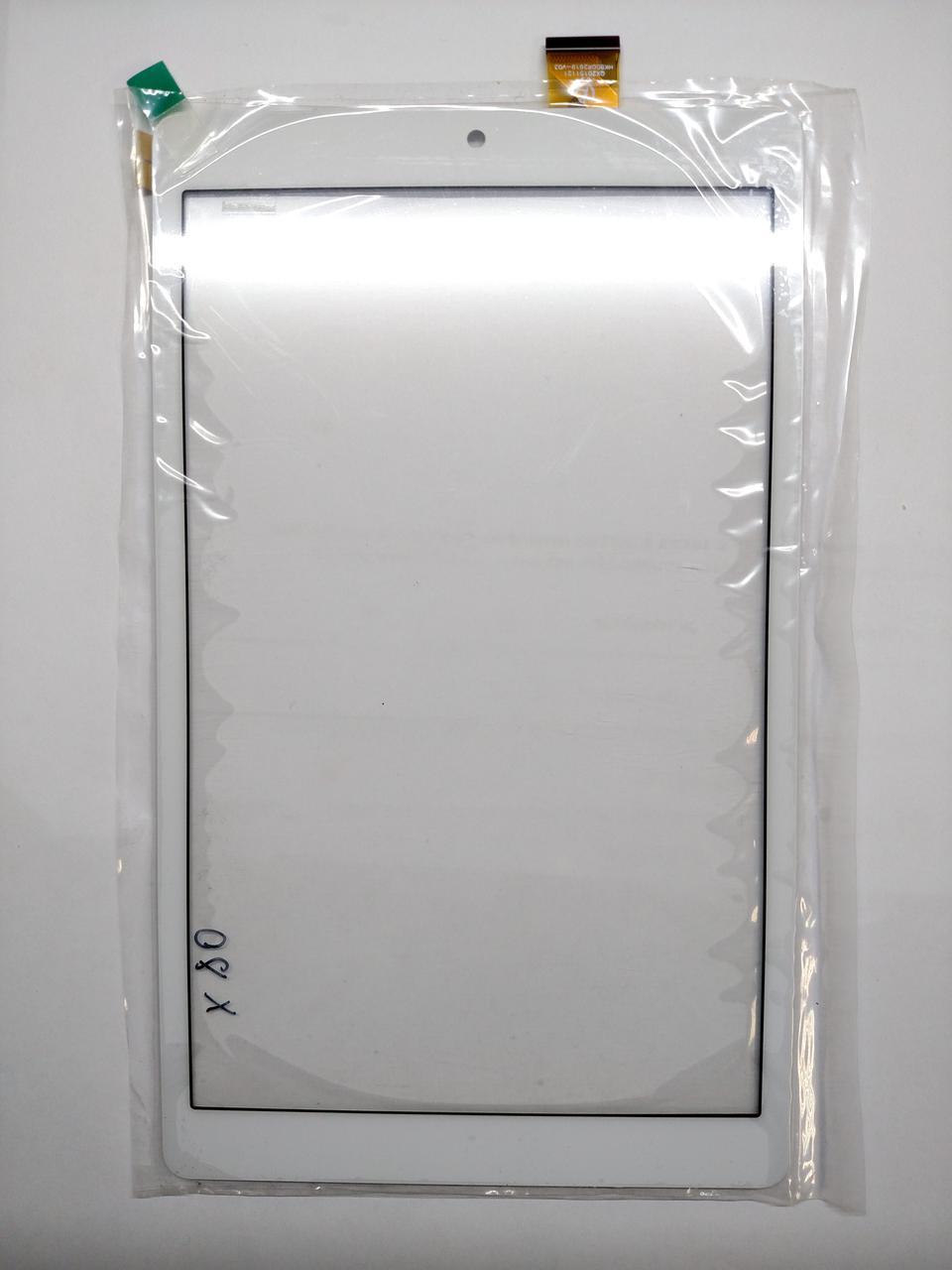 Сенсор Teclast X80 Pro тачскрин DXP2J1-0626-080B HK80DR2619-V03