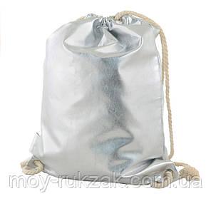 "Сумка - мешок Drawstring bag ""Silver"" YES 555506, фото 2"