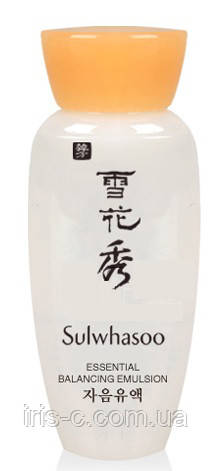 Эмульсия Sulwhasoo Essential Balancing Emulsion  15 мл
